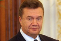 Yanukovych will heighten Ukraine's image in the world