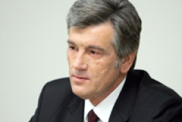 Yushchenko says that September 9 Ukraine is signing agreement with EU