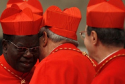 Cardinals search for candidates for new Pope