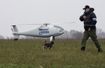 Посол США: Члены НВФ сбили над Донбассом беспилотник ОБСЕ